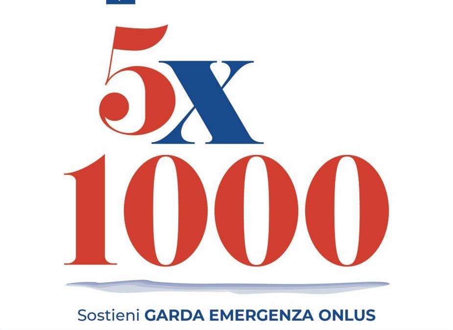 5×1000 – Abbiamo bisogno di te!