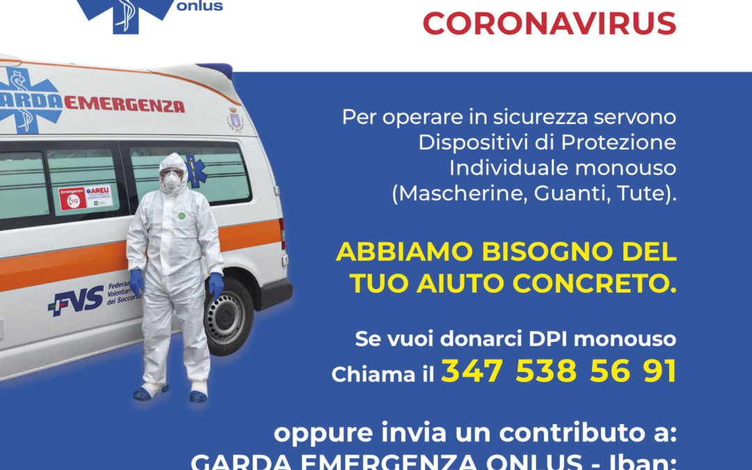 Sconfiggiamo il Coronavirus